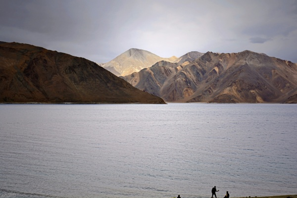Pangong Lake Leh [India] 6 by Bantu