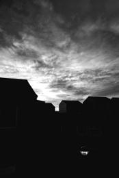 Photo : Sunrise over Rutland (Street)