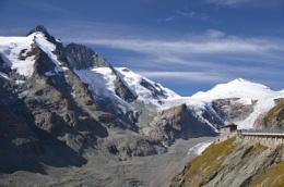 The Grossglockner pass Austria