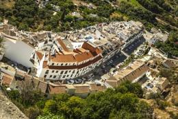 Spain (Frigiliana from above)