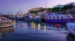 Blue Harbour...