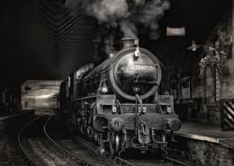 61264 at Pickering station