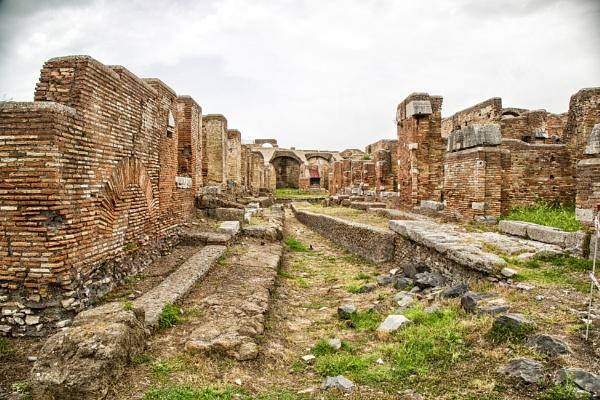 Ostia Antica by Owdman