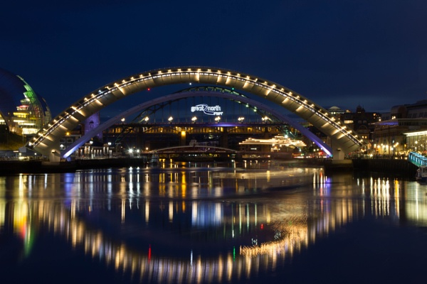 newcastle quayside by 50martins
