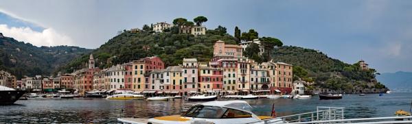 Panoramic Portofino by DPCphoto