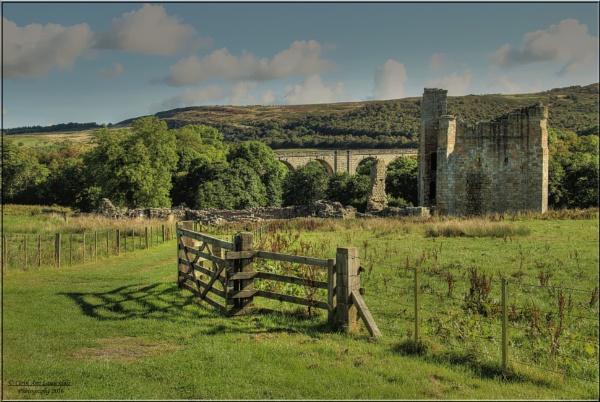 Edlingham Castle, Northumberland by canoncarol
