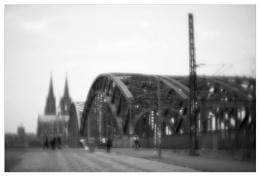 Hohenzollernbr�cke /Colonge