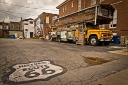 Mother Road XI- Pontiac Illinois