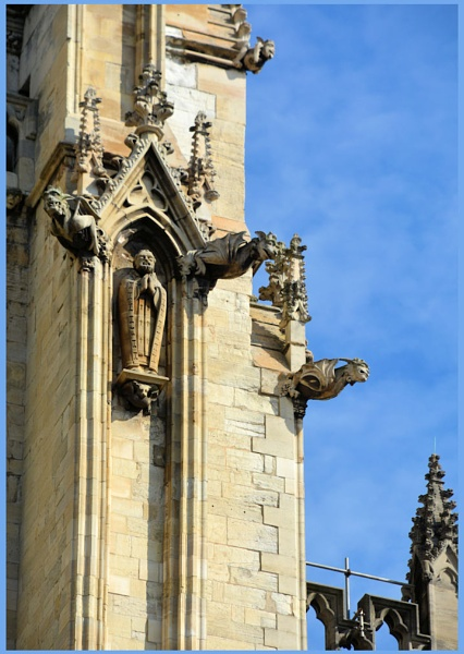 York Minster. by Rock