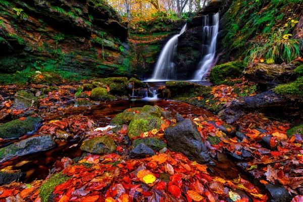 The hidden grotto by douglasR