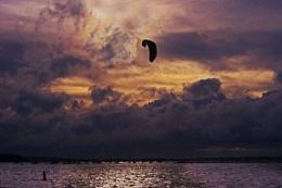 Photo : Kite Surfing
