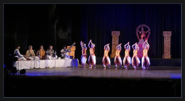Bharat Natyam 5 by prabhusinha