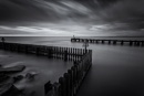Southwold Harbour Mouth by derekhansen