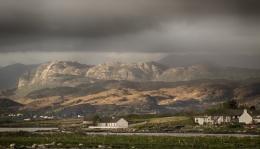 South Skye hills