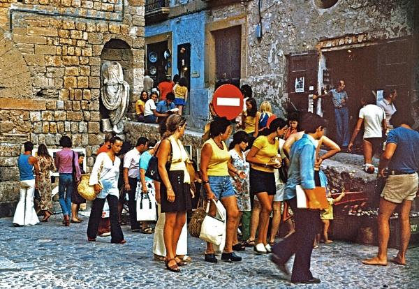 Ibiza Town 1973 - Film Friday by ken j.