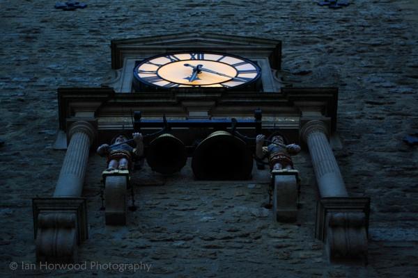 Oxford Six Twenty One PM by horbie