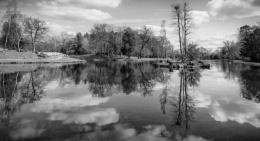 Painshill Lake