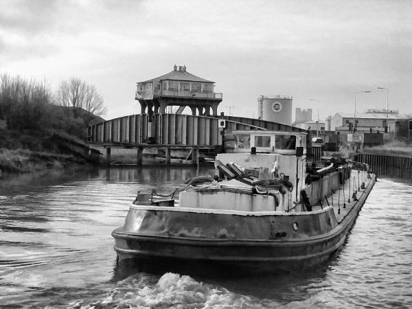 Barging Ahead by Philip_H