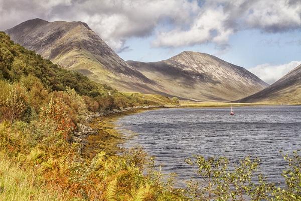 Lochside View by fandangofandingo