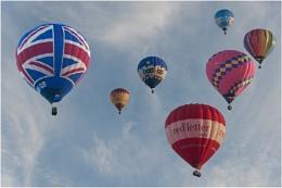 Balloon Festival Bristol 2016