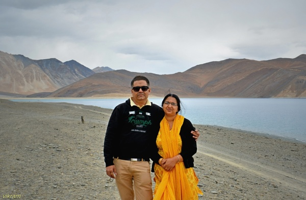 Pangong Lake Leh [India] 7 by Bantu