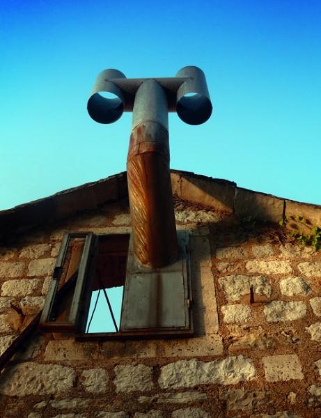 the  lost  chimney by nklakor