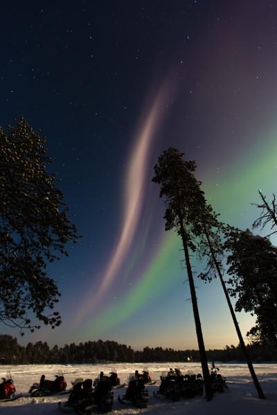 Moonlit Aurora by Legend147