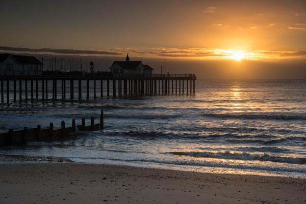 Southwold Sunrise by StuartAt