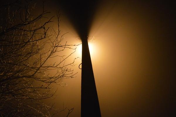 Street lamp by hboogie