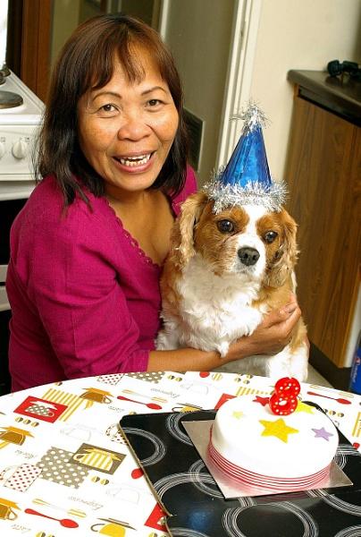 Mikki \'s Birthday -- by pentaxpete