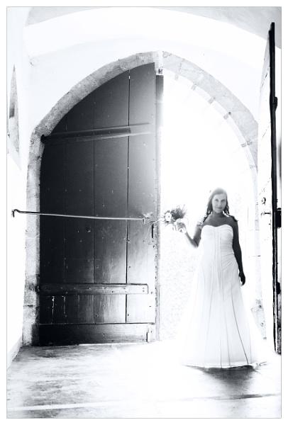 the bride........ by bliba
