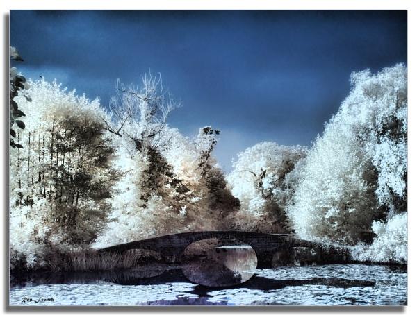 Chinese bridge at Staunton by frenchie44
