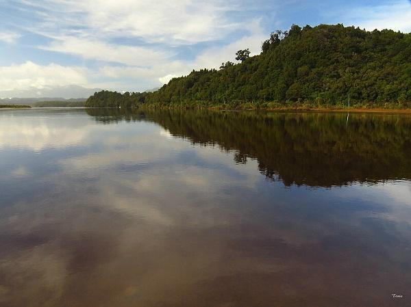 Okarito Lagoon 1 by DevilsAdvocate
