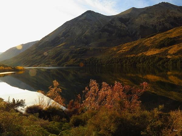 Lake Selfe 3 by DevilsAdvocate