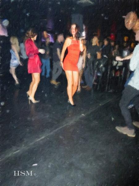 Club Scene by happysnapperman