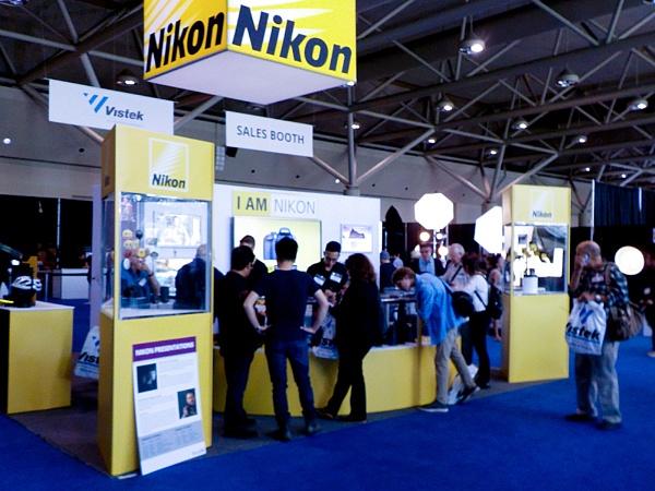 NIKON BOOTH at the ProFusion Expo 2016 by TimothyDMorton