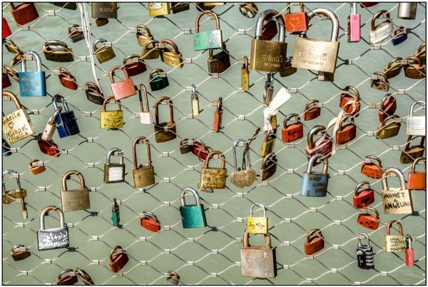 Locks! by TrevBatWCC