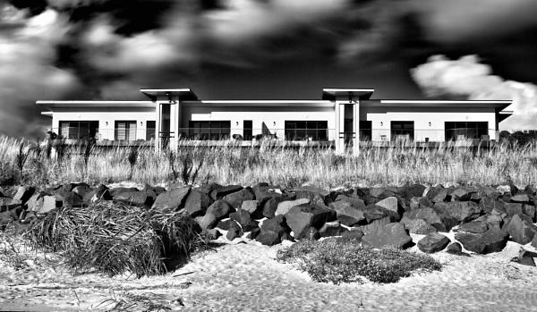 Beachfront by scrimmy