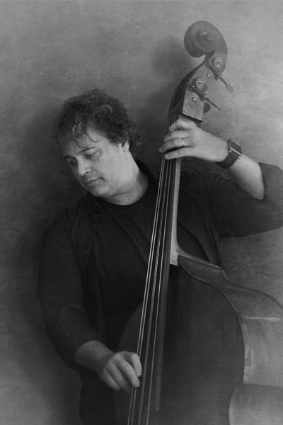 Bassist by EddieDaisy
