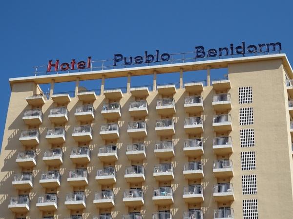 Hotel Servigroup Pueblo, Benidorm (2) by YoungGrandad