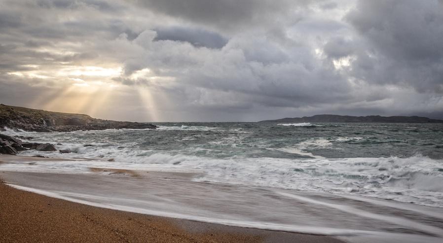 Choppy Seas and Sunbeams