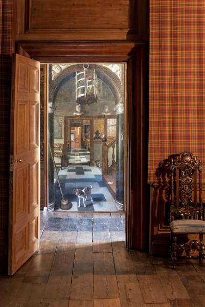 A View Through a House by jasonrwl
