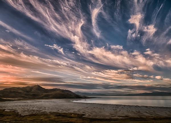 Morning sky by mlseawell