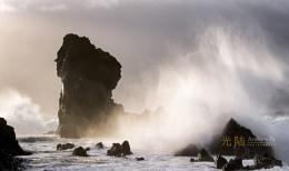 A Splash of Light, Iceland