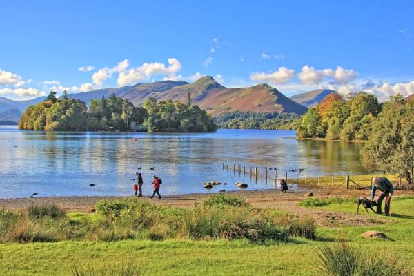 lake land walk by pks