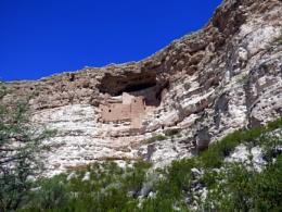 Cliff Dwelling, Central Arizona