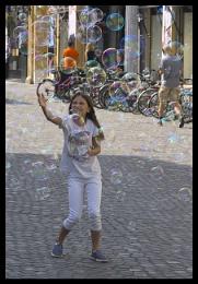 Chasing Bubbles, Ljubljana