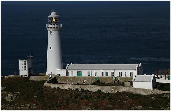 South Stack Lighthouse by johnriley1uk