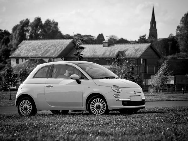 Fiat 500 by Stevetheroofer