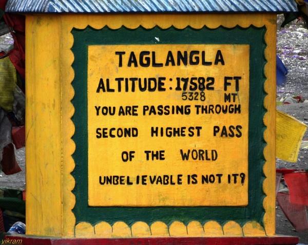 Taglangla La Pass,Leh -Manali Highway [India] 9 by Bantu